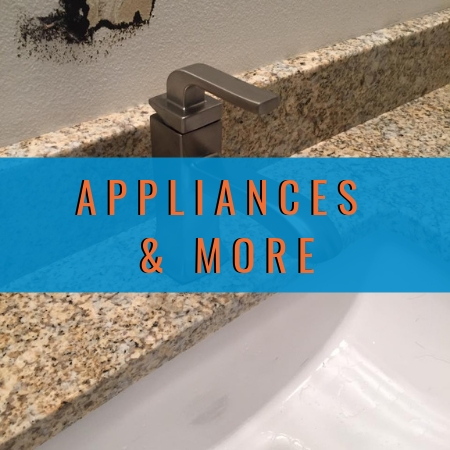 Appliances and more