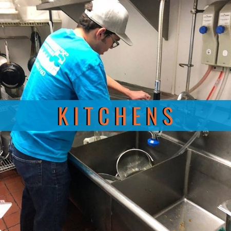 Commercial Kitchen Drips